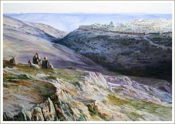 edward lear jerusalem