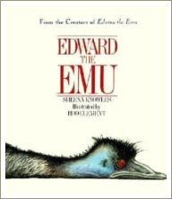 edward the emu, books for toddlers