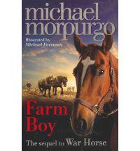 michael morpurgo books, farm boy