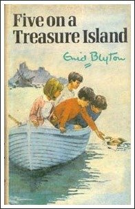 the famous five, five on a treasure island