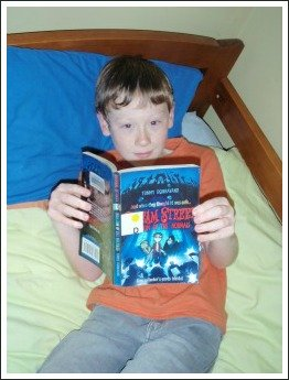 flynn reading, books for 8 year olds