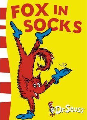 fox in socks, dr seuss