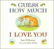 guess how much i love you, board books
