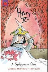 shakespeare for kids, henry v