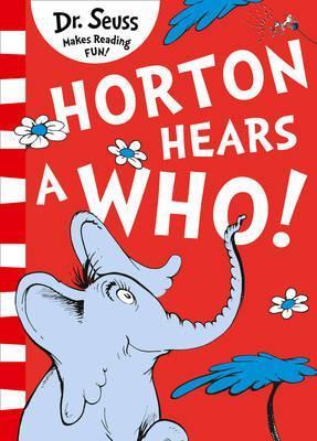 horton hears a who, dr seuss