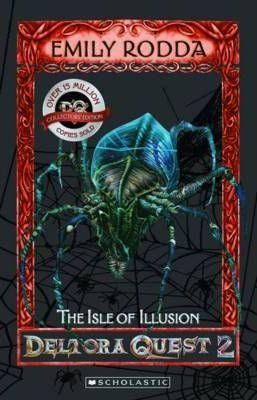 the isle of illusion, deltora quest