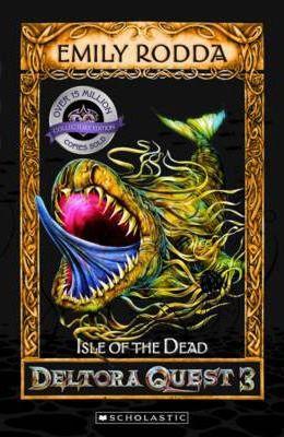 isle of the dead, deltora quest