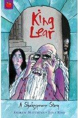 shakespeare for kids, king lear