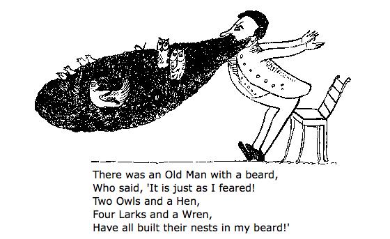 limerick poems, limericks
