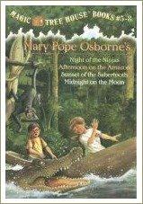 the magic tree house, mary pope osborne