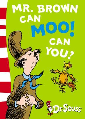 mr brown can moo can you, dr seuss