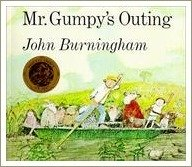 mr gumpy's outing, books for toddlers