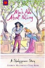shakespeare for kids, much ado about nothing