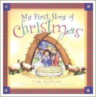my first story of christmas, the christmas story