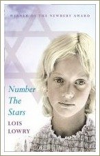 number the stars, world war two books