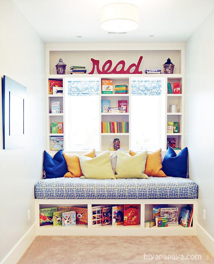 reading spot,