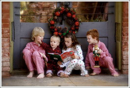 reading how the grinch stole christmas