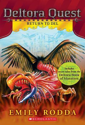 return to del, deltora quest