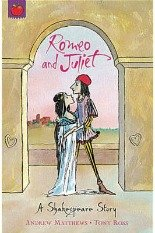 shakespeare for kids, romeo and juliet