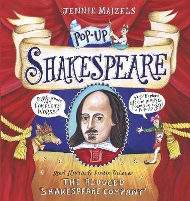 pop up shakespeare, shakespeare