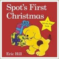 spots first christmas, christmas books