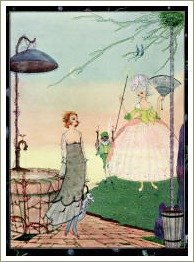 the fairies, classic fairy tales, charles perrault