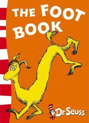 the foot book, dr seuss books