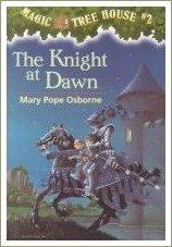 the knight at dawn, magic tree house books