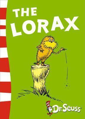 the lorax, dr seuss