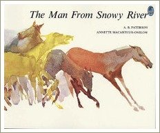 the man from snowy river, banjo paterson