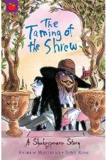 shakespeare for kids, the taming of the shrew