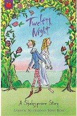 shakespeare for kids, twelfth night