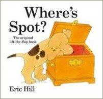 wheres spot, best books for babies