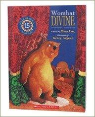 wombat divine, mem fox
